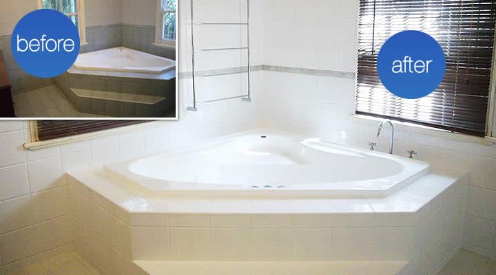 resurfacing bathtubs melbourne - bathtub ideas
